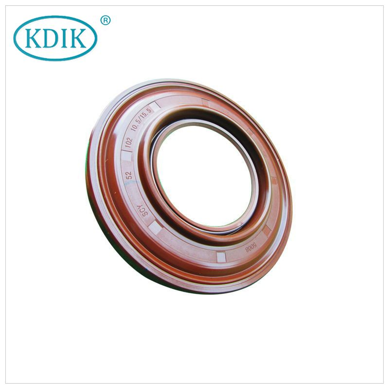 AUTO OIL SEAL SCY Type Size 52*102*10.5/15.5 use for Mitsubishi ISUZU HINO Truck Replacement Spare Parts Seal