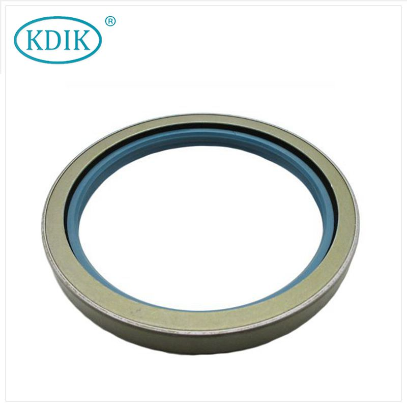 BENZ TRUCK OIL SEAL 125*152.4*15 OEM: 0019973847 TA Type Oil Seal KACO NBR Metal Skeleton Blue Color 125x152.4x15