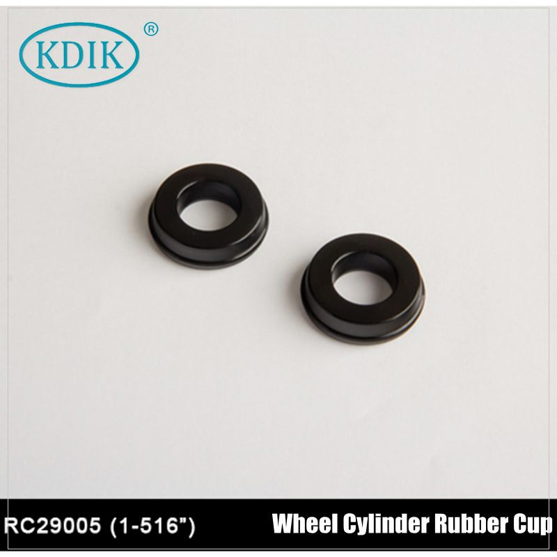 Reinforced Wheel Cylinder Rubber Cup 1-5/16""