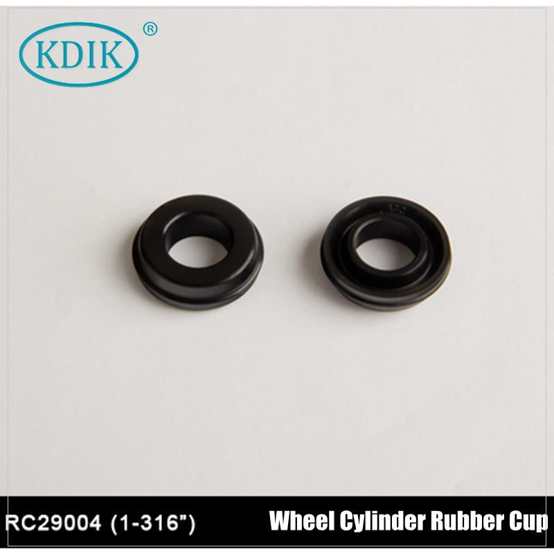 Reinforced Wheel Cylinder Rubber Cup 1-3/16""