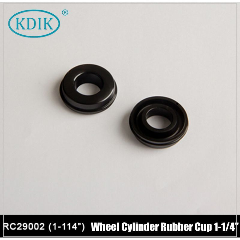 Reinforced Wheel Cylinder Rubber Cup 1-1/4""