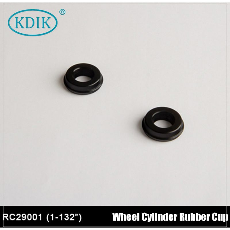 Reinforced Wheel Cylinder Rubber Cup 1-3/32""