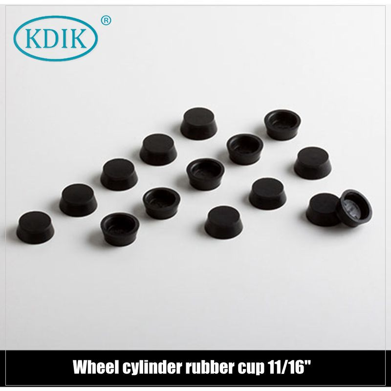 """Hydraulic Wheel cylinder rubber cup 11/16"""" for Clutch Pump Repair Kit"""