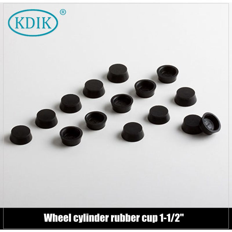 """Hydraulic Wheel cylinder rubber cup 1-1/2"""" for Clutch Pump Repair Kit"""