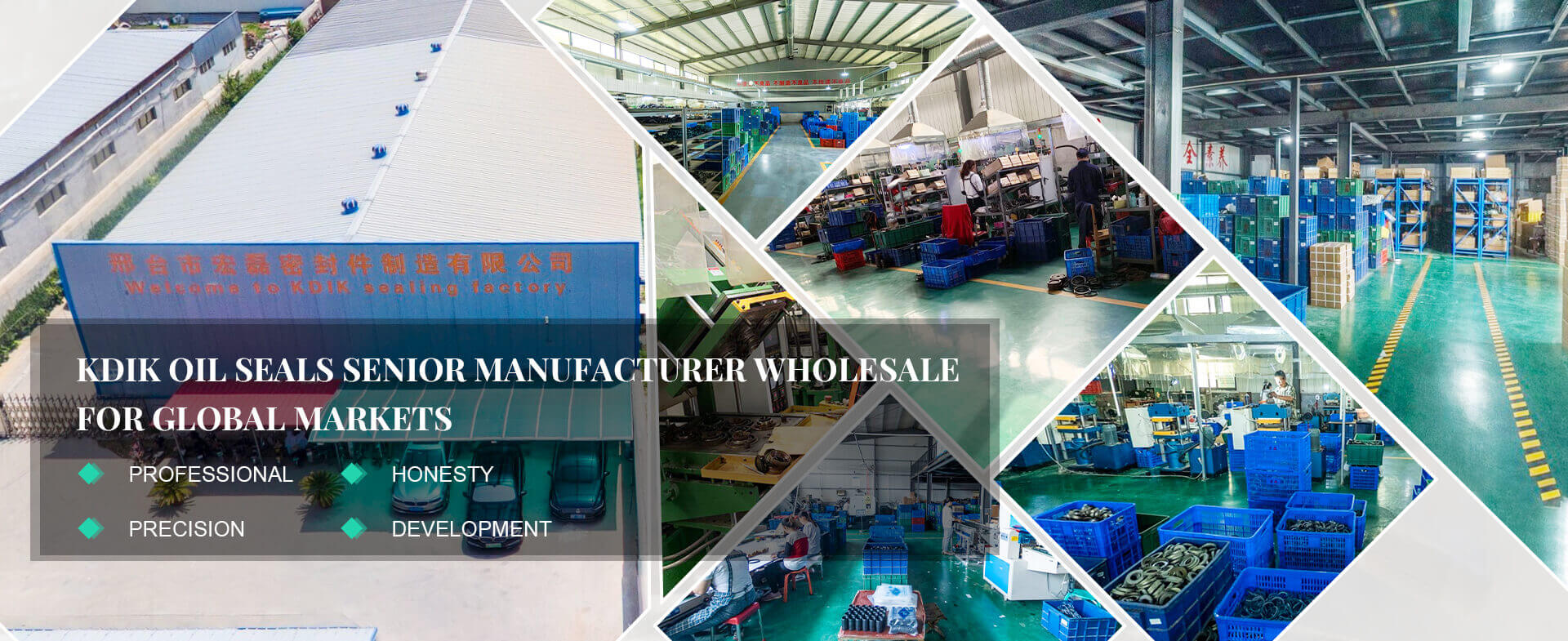 Xingtai Honglei Seal Manufacturing Co.، Ltd.