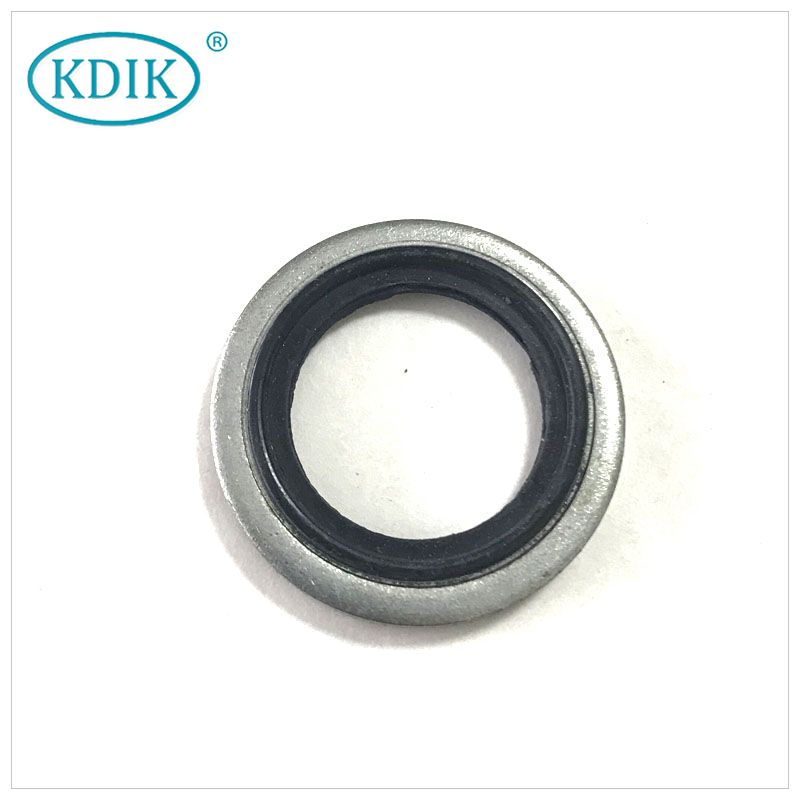 High Quality Rubber Combined Gaskets Bonded Seal for Flanged Joints Compound Gasket